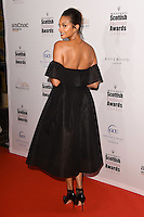 Alesha Dixon<br /> at the Scottish Fashion Awards 2016, Rosewood Hotel, London.<br /> <br /> <br /> ©Ash Knotek  D3186  21/10/2016