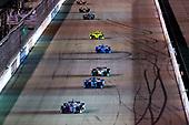 #51: Romain Grosjean, Dale Coyne Racing with RWR Honda<br /> #59: Conor Daly, Carlin Chevrolet<br /> #4: Dalton Kellett, A.J. Foyt Enterprises Chevrolet