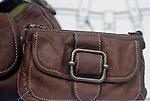 Leather Handbag, Banana Republic, Sutter Street, San Francisco, California