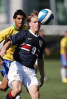 U.S. Under 16 Men's National Team.Nike National Team Friendlies.Beaverton, Portland,OR.September 5th - September 11th, 2006
