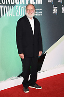 "Bruno Ganz<br /> arriving for the London Film Festival 2017 screening of ""The Party"" at Embankment Gardens Cinema, London<br /> <br /> <br /> ©Ash Knotek  D3330  10/10/2017"