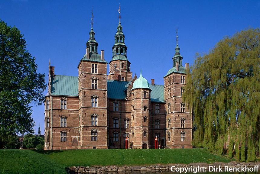 Schloss Rosenborg Slot, Kopenhagen, Dänemark