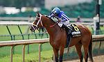 September 4, 2020: By My Standards, #6, ridden by jockey Gabriel Saez, wins the Alysheba on Kentucky Oaks Day. The races are being run without fans due to the coronavirus pandemic that has gripped the world and nation for much of the year, with only essential personnel, media and ownership connections allowed to attend at Churchill Downs in Louisville, Kentucky. Scott Serio/Eclipse Sportswire/CSM