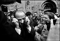 politica, partito politico, Silvio Berlusconi, nascita di Forza Italia, 1992-1997, Como, comizio a Como