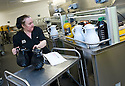 ::  SERCO :: FORTH VALLEY ROYAL HOSPITAL :: PATIENT CATERING :: BURLODGE TROLLEY PREPARATION ::