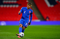 25th March 2021; Wembley Stadium, London, England;  Reece James England controls the ball during the World Cup 2022 Qualification match between England and San Marino at Wembley Stadium in London, England.