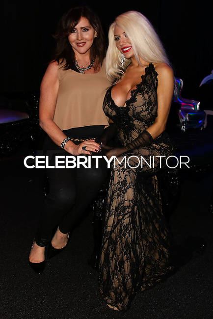 LOS ANGELES, CA, USA - MARCH 14: Krista Keller Stodden, Courtney Stodden at the Style Fashion Week Los Angeles 2014 7th Season - Day 5 held at L.A. Live Event Deck on March 14, 2014 in Los Angeles, California, United States. (Photo by Xavier Collin/Celebrity Monitor)