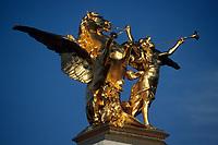 Europe/France/Ile-de-France/75008/Paris: Le Pont Alexandre III