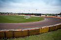 Shielfield Park, Berwick Upon Tweed, home of Berwick Rangers FC and Berwick Bandits speedway team.