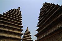 China, Peking, Wu Ta-Si (Tempel)