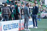 19.09.2020, wohninvest Weserstadion, Bremen, GER,  SV Werder Bremen vs Hertha BSC Berlin, <br /> <br /> <br />  im Bild<br /> <br /> Michael Preetz (Geschäftsführer / Manager Hertha BSC)<br /> <br /> <br /> <br /> <br /> Foto © nordphoto / Kokenge<br /> <br /> DFL regulations prohibit any use of photographs as image sequences and/or quasi-video.