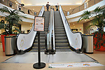 Health and safety instructions in the Xanadu Shopping Center in Madrid on the day of its reopening during the beginning of Phase 2 of the unconfinement during the health crisis due to the Covid-19 - Coronavirus pandemic. June 8,2020. (ALTERPHOTOS/Ricardo Blanco)