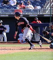 Tyler Freeman - Cleveland Indians 2021 spring training (Bill Mitchell)