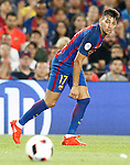 FC Barcelona's Munir El Haddadi during Supercup of Spain 2nd match.August 17,2016. (ALTERPHOTOS/Acero)