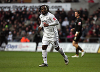 Pictured: Jason Scotland of Swansea City in action <br /> Re: Coca Cola Championship, Swansea City FC v Coventry City at the Liberty Stadium. Swansea, south Wales, Friday 26 December 2008.<br /> Picture by D Legakis Photography / Athena Picture Agency, Swansea 07815441513