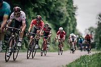 Tomasz Marczynski (POL/Lotto-Soudal)<br /> <br /> Stage 5: Grenoble > Valmorel (130km)<br /> 70th Critérium du Dauphiné 2018 (2.UWT)