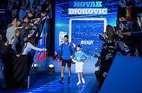 RAFAEL NADAL and NOVAK DJOKOVIC - ATP World Tour Semi Final 1 - 21.11.2015