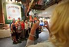 Aug. 30, 2012; Alumni Association Gathering, Old Jameson Distillery...Photo by Matt Cashore/University of Notre Dame