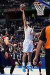 Real Madrid´s player Felipe Reyes during the 4th match of the Turkish Airlines Euroleague at Barclaycard Center in Madrid, Spain, November 05, 2015. <br /> (ALTERPHOTOS/BorjaB.Hojas)