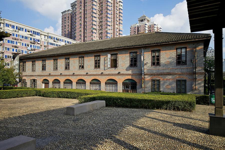 American Consulate, The Bund (West), Ningbo (Ningpo).