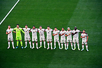 COPENHAGEN, DENMARK - JUNE 17 : Red Devils during the 16th UEFA Euro 2020 Championship Group B match between Denmark and Belgium on June 17, 2021 in Copenhagen, Denmark, 17/06/2021  <br /> Photo Photonews / Panoramic / Insidefoto <br /> ITALY ONLY