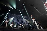 THE HIVES AU 1ER FESTIVAL LOLLAPALOOZA PARIS LE 22 JUILLET 2017 A L HYPPODROME DE LONGCHAMPS DE PARIS