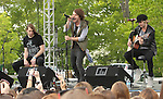 The Ready Set performs at Rockford Park in Wilmington, Delaware May 6, 2011..Copyright EML/Rockinexposures.com.