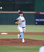 Ryan Rolison participates in the 2019 California League All-Star Game at San Manuel Stadium on June 18, 2019 in San Bernardino, California (Bill Mitchell)