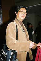 Toronto (ON) CANADA, April 21, 2007<br /> <br />  Jimmy Zhu, producer (Canada) <br /> at the HOT DOCS Film Festival 2007 <br />  Canadian Party held at the BATA Show Museum.<br /> <br />     photo by Pierre Roussel - Images Distribution