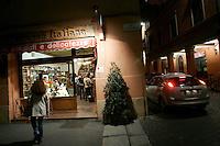 Esterno dell'Enoteca Italiana a Bologna.<br /> Exterior of the Enoteca Italiana wine shop in Bologna.<br /> UPDATE IMAGES PRESS/Riccardo De Luca