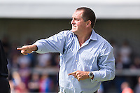 Martin Allen (Manager) of Barnet during the Friendly match between Barnet and Crystal Palace at The Hive, London, England on 11 July 2015. Photo by David Horn.
