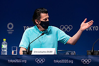 2021 Tokyo Olympic Games Press Conference for IOC Jul 18th
