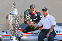 INDYCAR SERIES RACE - 102ND RUNNING OF THE INDIANAPOLIS 500 (USA) ROUND 6 05/2018