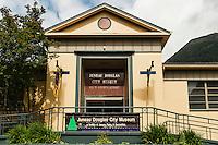 Juneau Douglas City Museum, Juneau, Alaska, USA.