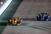 #28: Ryan Hunter-Reay, Andretti Autosport Honda<br /> #51: Romain Grosjean, Dale Coyne Racing with RWR Honda