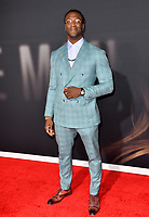 "LOS ANGELES, CA: 24, 2020: Aldis Hodge at the premiere of ""The Invisible Man"" at the TCL Chinese Theatre.<br /> Picture: Paul Smith/Featureflash"