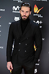 Alex Barahona attends to the Feroz Awards 2017 in Madrid, Spain. January 23, 2017. (ALTERPHOTOS/BorjaB.Hojas)