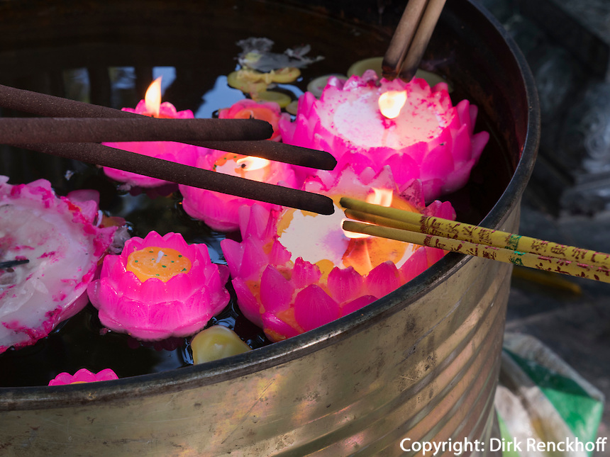 BuddhistischerTempel Guangji Si, Peking, China, Asien<br /> Buddhist Temple Guangji Si, Beijing, China, Asia