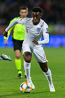 Callum Hudson-Odoi of England during the UEFA Euro 2020 Qualifying Group A match between Kosovo and England at Fadil Vokrri Stadium on November 17th 2019 in Pristina, Kosovo. (Photo by Daniel Chesterton/phcimages.com)<br /> Photo PHC Images / Insidefoto <br /> ITALY ONLY