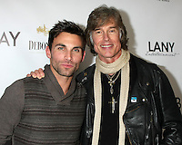 """LOS ANGELES - NOV 30:  Erik Fellows, Ronn Moss at the Screening Of LANY Entertainment's """"The Bay"""" at the DOMA on November 30, 2015 in Beverly Hills, CA"""