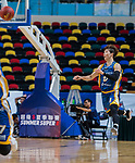 Etland Elephants vs Seoul Samsung Thunders  during the Summer Super 8 Semi-finals match at the Macao East Asian Games Dome on July 21, 2018 in Macau, Macau. Photo by Marcio Rodrigo Machado / Power Sport Images