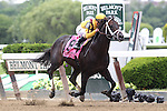 June 5, 2015: Rock Fall, Javier Castellano up, wins the Grade II True North at Belmont Park, Elmont, NY.Trainer is Todd Pletcher. Owner is Stonestreet Stable. Joan Fairman Kanes/ESW/CSM