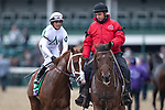 November 2, 2018: Bulletin #5, ridden by Javier Castellano, wins the Juvenile Turf Sprint on Breeders' Cup World Championship Friday at Churchill Downs on November 2, 2018 in Louisville, Kentucky. Alex Evers/Eclipse Sportswire/CSM