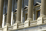 """United States Capitol pillars Washington D.C., Pillars, Pillars United States Capitol Washington D.C., US Capitol and pillars, pillars at US Capitol, United States Congress, the legislature, Federal government of the United States of America Washington D.C., National Mall, Capitol Hill, Capitol, Capital, quadrants of the District, East and West side of the Capitol 'fronts,"""" East side of Capitol side to arrive for visitors, American Neoclassicism, Architect William Thornton, United States Constitution ratification 1789, L'Enfant,  Washington, D.C. fine art photography by Ron Bennett (c). Copyright, Fine Art Photography by Ron Bennett, Fine Art, Fine Art photo, Art Photography,"""