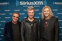 SiriusXM Presents Bon Jovi Live at the Faena Theater during Art Basel on Saturday, Dec. 3, 2016 in Miami Beach, Fla (Photo by Jesus Aranguren/Invision/AP)
