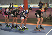 INLINE-SKATEN: HEERENVEEN: 06-04-2019, KNSB Baancompetitie Inline-Skaten, ©foto Martin de Jong