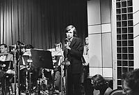 ARCHIVE -<br /> L'emission FEU VERT - Radio Canada<br />  (date inconnue, entre 1967 et 1972)<br /> <br /> Photo : Agence Quebec Presse  - Alain Renaud