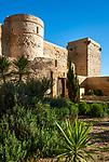 Spanien, Andalusien, Provinz Cádiz, Sanlúcar de Barrameda: Castillo | Spain, Andalusia, Province Cádiz, Sanlúcar de Barrameda: Castillo