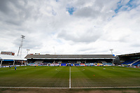 1st May 2021; Weston Homes Stadium, Peterborough, Cambridgeshire, England; English Football League One Football, Peterborough United versus Lincoln City; A general view of The Weston Homes Stadium before kick-off