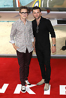 """Tom Fletcher and Harry Judd<br /> at the """"Dunkirk"""" World Premiere at Odeon Leicester Square, London. <br /> <br /> <br /> ©Ash Knotek  D3289  13/07/2017"""
